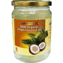 Aceite de coco orgánico...