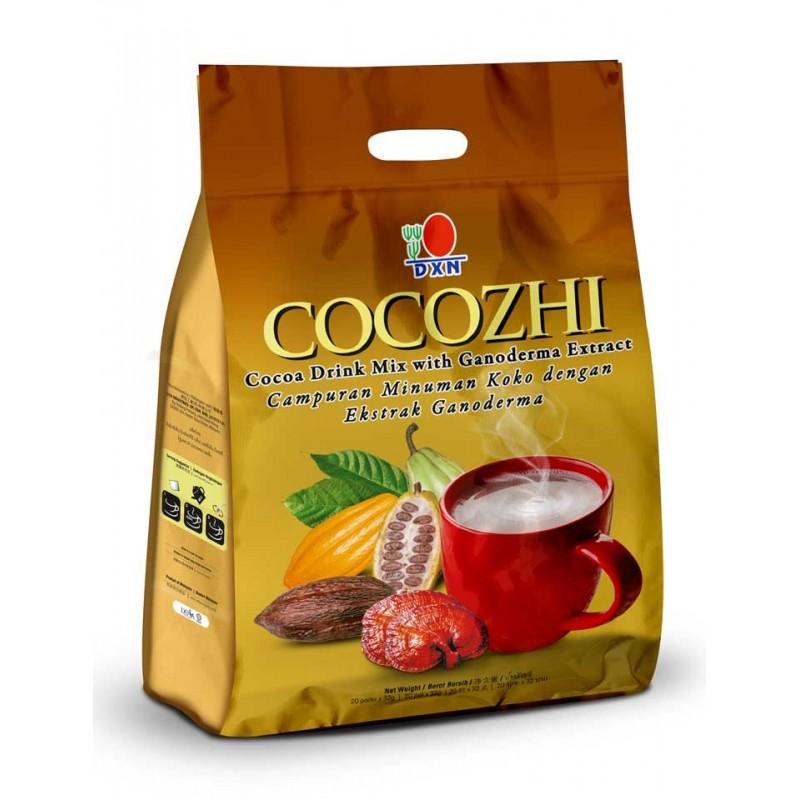 Chocolate instantaneo con Ganoderma